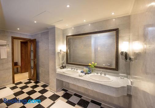 Baron Palace Sahl Hasheesh - Hurghada - Bathroom