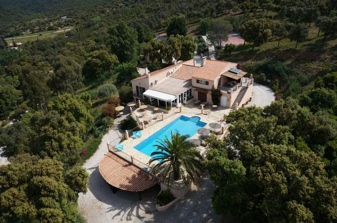 Villa Nais - Bormes-les-Mimosas - Pool