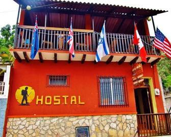 Hotel & Hostel Berakah - Copán (sitio arqueológico) - Edificio