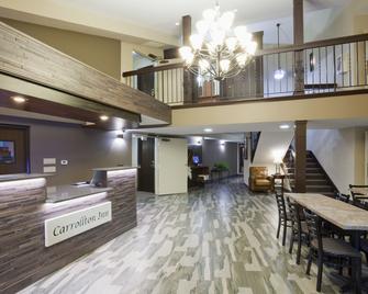 Carrollton Inn - Carroll - Recepce