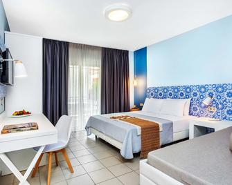Core Hotel Polychrono - Polychrono - Bedroom