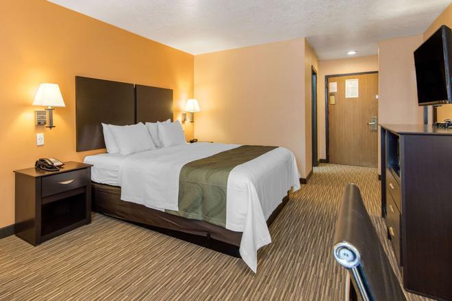 Quality Inn & Suites - Albuquerque - Bedroom