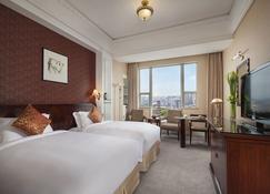 Overseas Chinese Hotel Wenzhou - Wenzhou - Κρεβατοκάμαρα