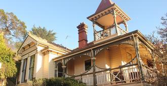 Turret House - Launceston - Building