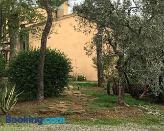 Podere Pini - Magliano in Toscana - Outdoor view