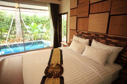 Taman Spa Resort - Phitsanulok - Bedroom