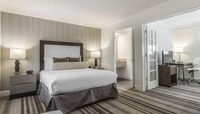 Inn Off Capitol Park Ascend Hotel Collection - Sacramento - Bedroom