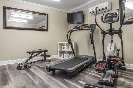 Inn Off Capitol Park Ascend Hotel Collection - Sacramento - Gym