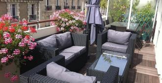 Chambre d'Amis - Paris - Patio