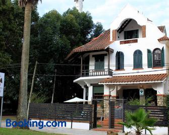 Santoral Restaurante y Posada - Atlántida - Building