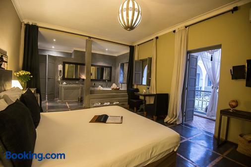 Riad Utopia Suites & Spa - Marrakesh - Bedroom