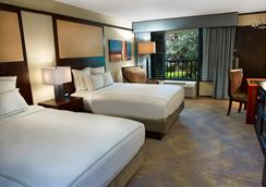 DoubleTree by Hilton Orlando at SeaWorld - Orlando - Phòng ngủ
