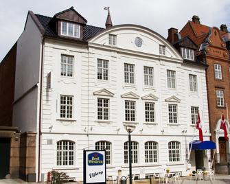 Palads Hotel - Viborg - Edificio