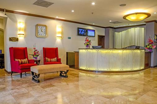 Hotel Casa Veranda - Ciudad de Guatemala - Front desk
