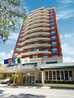 Hotel Casa Veranda - Ciudad de Guatemala - Building