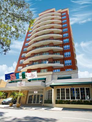 瓜地馬拉沃潤達美居酒店 - 瓜地馬拉市 - 瓜地馬拉 - 建築
