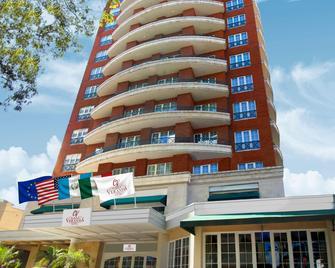 Hotel Casa Veranda - Guatemala-stad - Gebouw