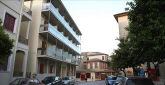 Hotel Victoria - Náfplio - Bygning
