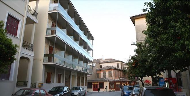 Hotel Victoria - Náfplio - Building