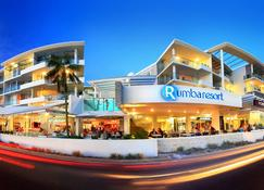 Rumba Beach Resort - Caloundra - Gebouw