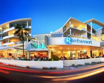 Rumba Beach Resort - Caloundra - Building