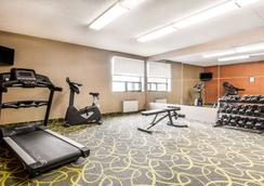 Comfort Inn & Suites - Barrie - Gym