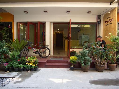 Panpan Hostel Bangkok - Bangkok - Rakennus