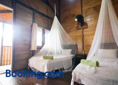 Sumatra Surf Resort - Krui - Bedroom