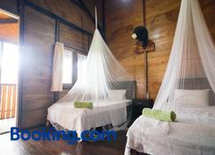 Sumatra Surf Resort - Krui - Habitación