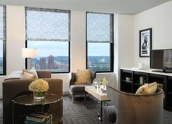 Renaissance Cincinnati Downtown Hotel - Cincinnati - Sala de estar