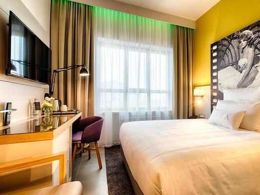 Nyx Hotel Milan By Leonardo Hotels - Milan - Bedroom
