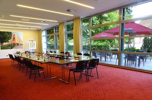 Best Western Plaza Hotel Hamburg - Hamburg - Phòng họp
