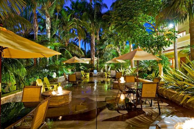 Ocean Palms Beach Resort - Carlsbad - Patio
