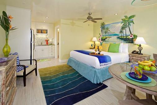 Ocean Palms Beach Resort - Карлсбад - Спальня