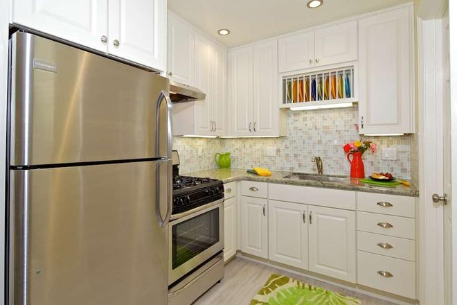 Ocean Palms Beach Resort - Carlsbad - Kitchen