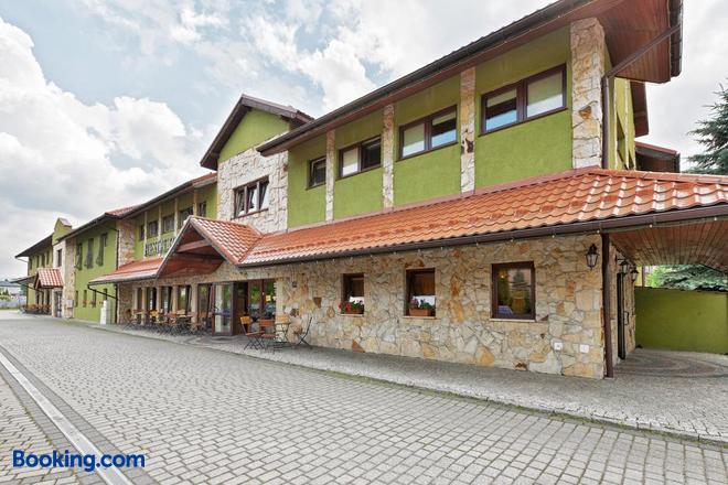 Zajazd Beskidy - Żywiec - Building