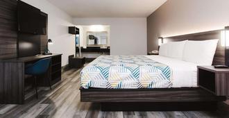 Motel 6 Houston, Tx - Medical Center / Nrg Stadium - יוסטון - חדר שינה