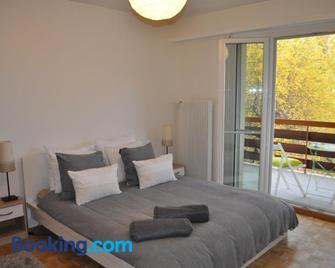 Apartment Leysin - Swiss Alps - Leysin - Bedroom