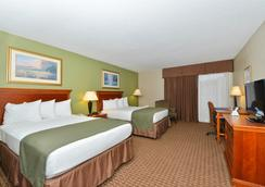 Best Western Raleigh North-Downtown - Raleigh - Phòng ngủ