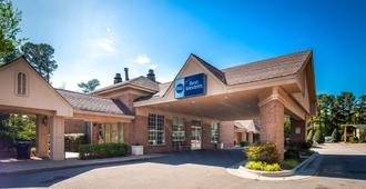 Best Western Raleigh North-Downtown - Raleigh - Byggnad