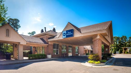 Best Western Raleigh North-Downtown - Ράλεϊ - Κτίριο