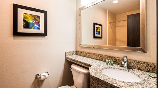 Best Western Raleigh North-Downtown - Ράλεϊ - Μπάνιο