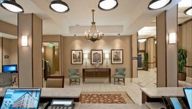 巴爾的摩駐橋套房假日酒店 - 內港 - 巴爾的摩 - 大廳