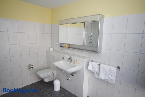 祖姆伽戈黑姆餐飲酒店 - 溫登伯格 - 布倫瑞克 - 浴室