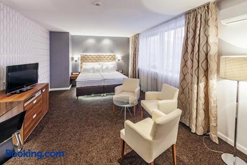 Pytloun City Boutique Hotel - Liberec - Bedroom