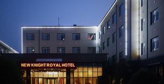 โรงแรมนิว ไนท์ รอยัล - เซี่ยงไฮ้