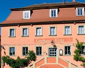 Gasthaus Krone - Prichsenstadt - Gebouw