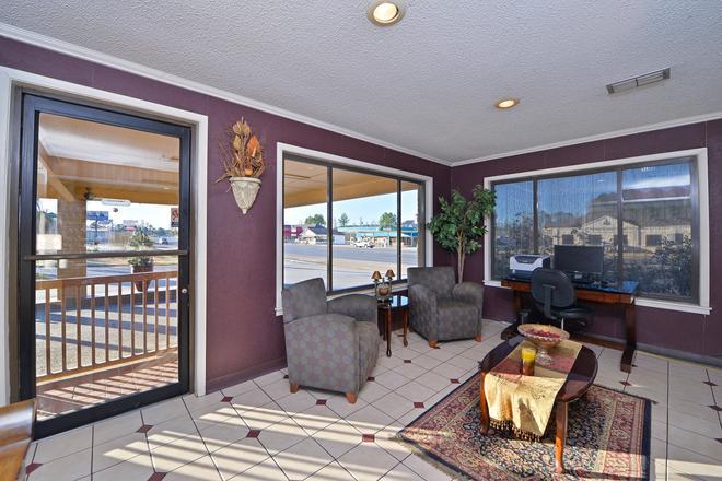 Americas Best Value Inn Center - Center - Lobby