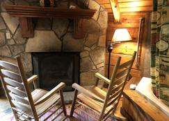 A Cabin In The Woods - Pigeon Forge