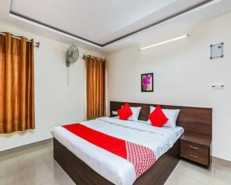 Oyo 24891 Orchid Inn - Vīrarājendrapet - Bedroom